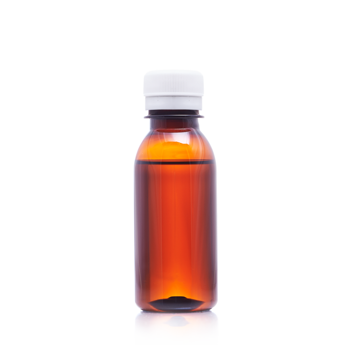 PET flakon 100 ml