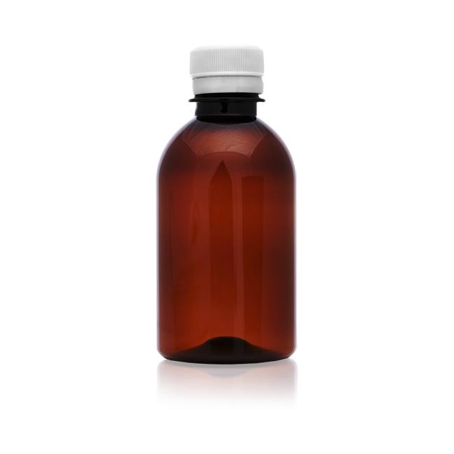PET flakon 200 ml