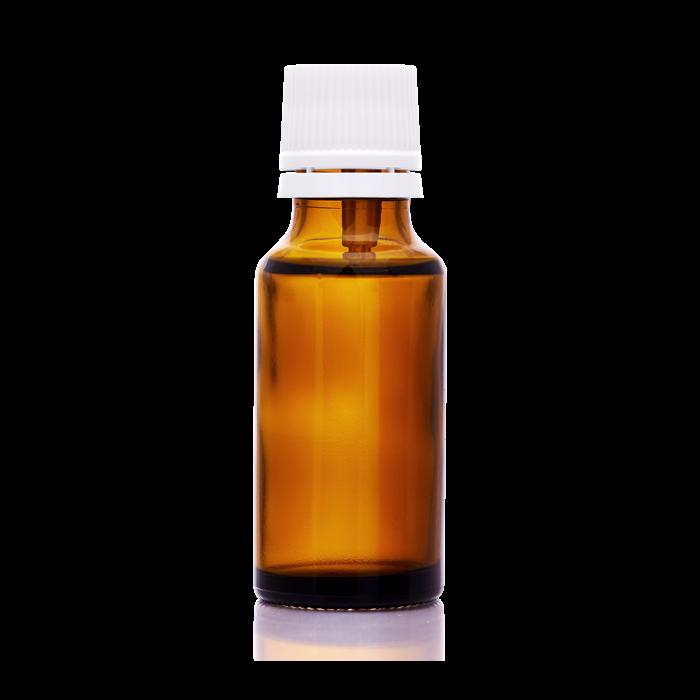 Folyadéküveg cseppentőbetéttel 20 ml