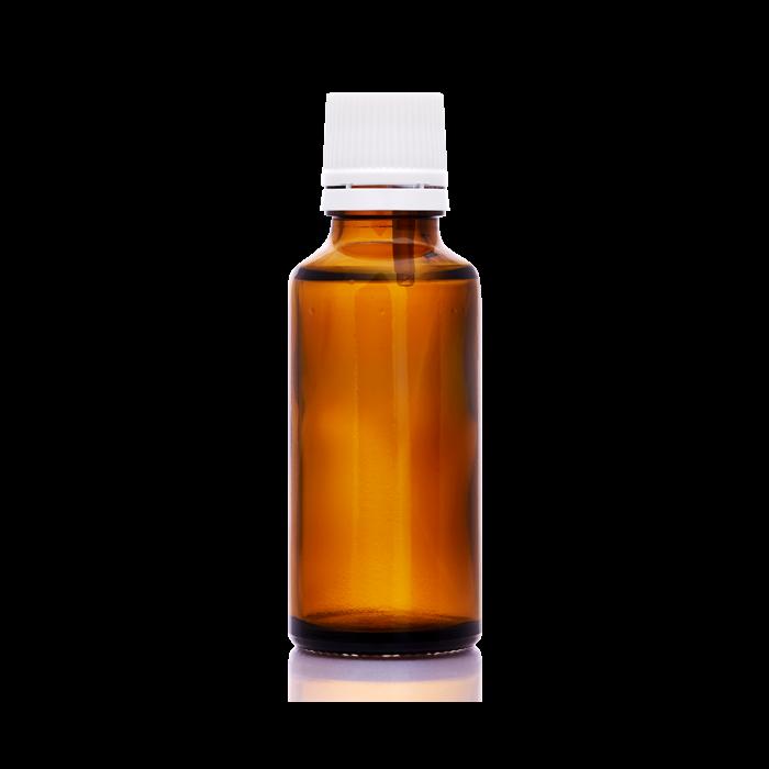 Folyadéküveg cseppentőbetéttel 30 ml