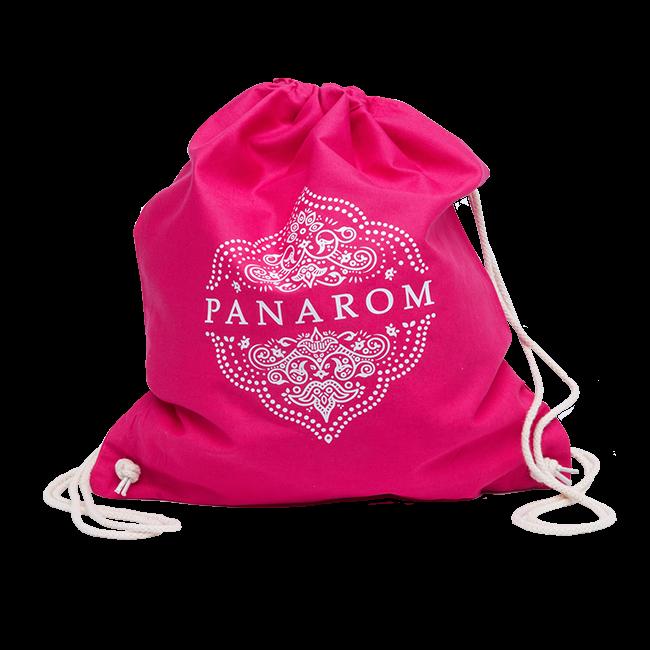 Vászontáska - Panarom, pink