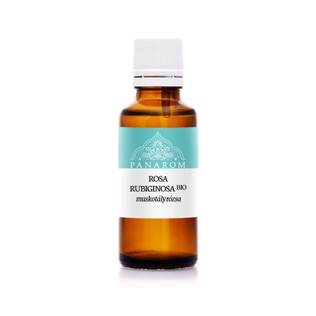 Muskotályrózsa olaj (Rosa Rubiginosa) - Bio