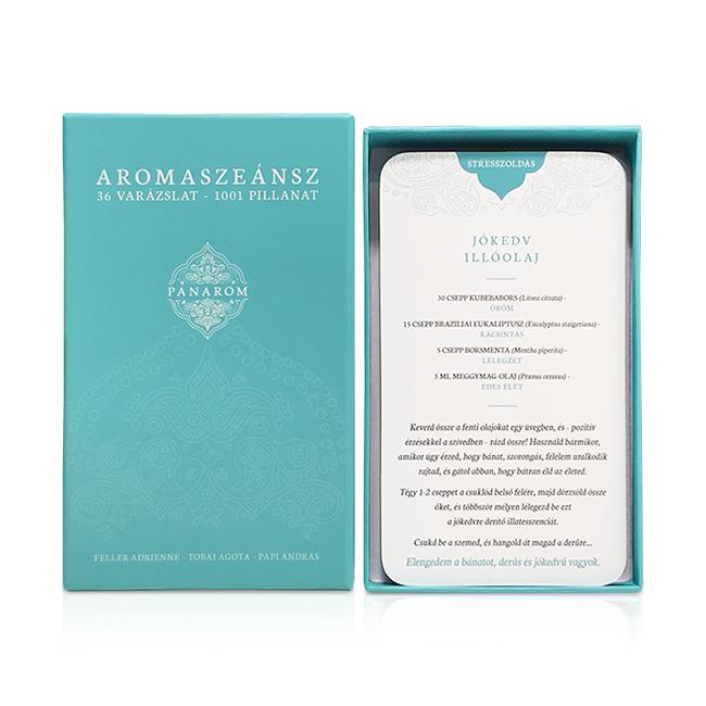 Aromaszeánsz - 36 varázslat 1001 pillanat